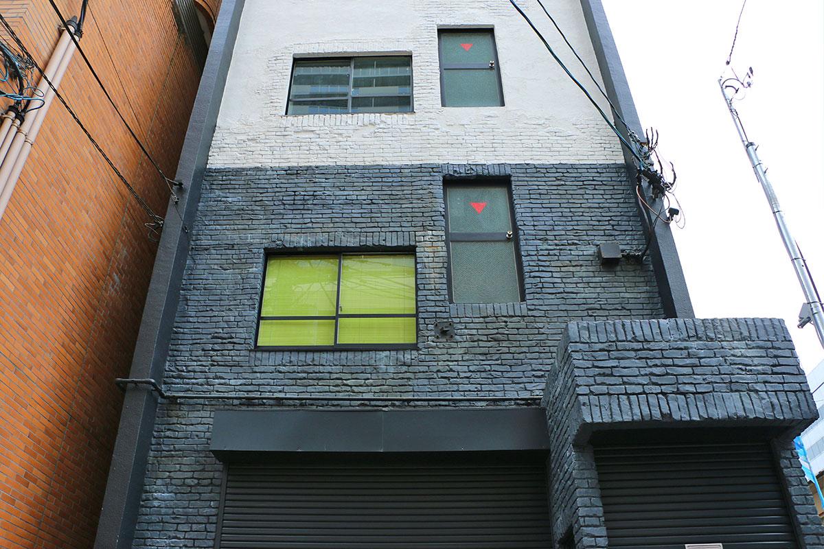 Building Exterior Renovation 01