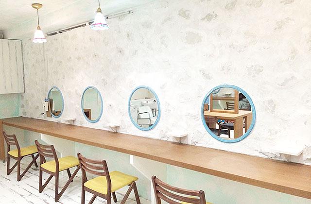 美容室 リノベーション