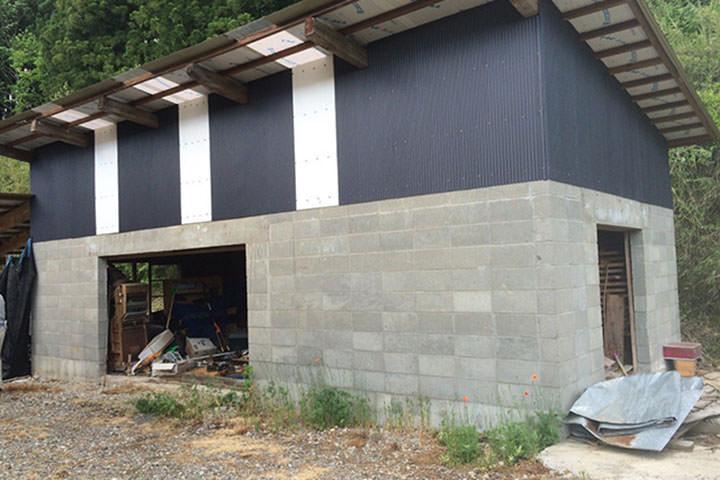 Garage Renovation 01