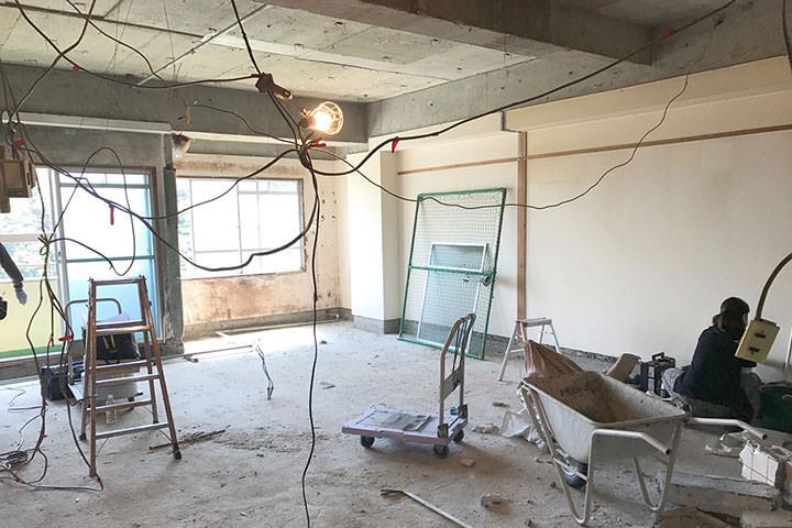 Mansion Renovation 04