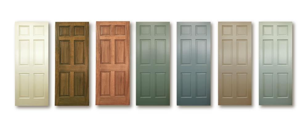 ドア ペイント