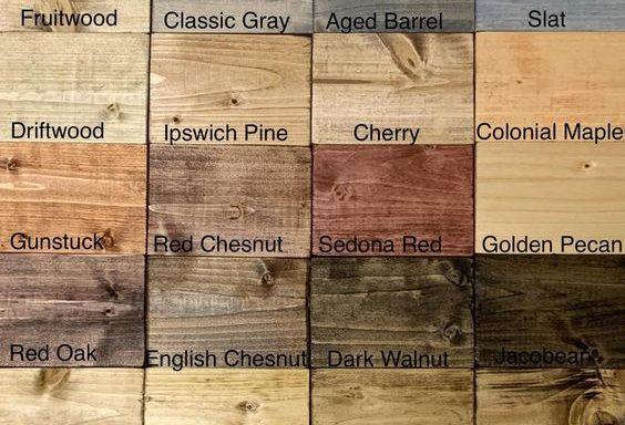 塗装 木 ステイン